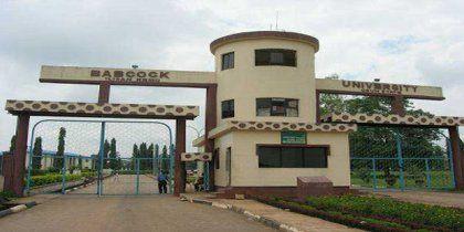 Babcock-University Gate