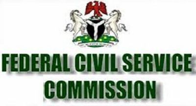 Federal Civil Service Recruitment Shortlisted Candidates 2017