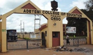 ACE ONDO NCE Supplementary 3rd Batch Admission List 2016/2017 Out