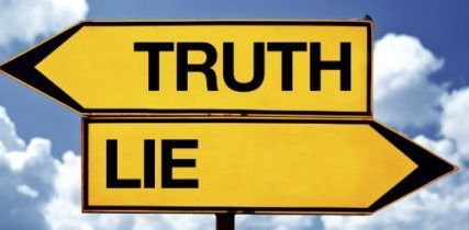 lies and the truth to follow