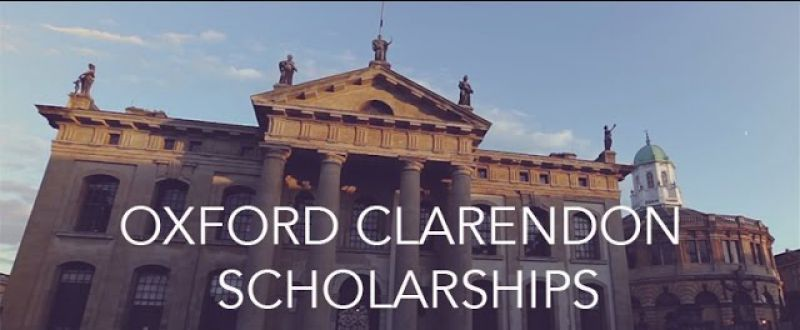 Apply For Oxford Clarendon Scholarship 2017 for International Students