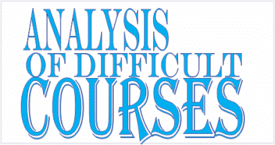 difficult courses