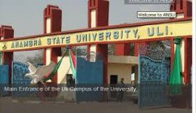 ANSU (COOU) Second Choice Admission List Out