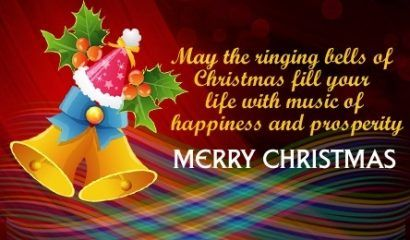 50 Best Happy Christmas Wishes SMS, & Text Messages For December 2018