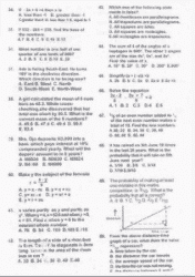 2019 Cowbell Mathematics Competition Past Questions For ...