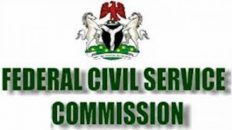 Nationwide Recruitment At The Federal Civil Service Commission Of Nigeria (FCSC)
