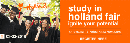 study in holand for free