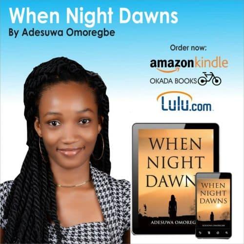Adesuwa omoregbe book