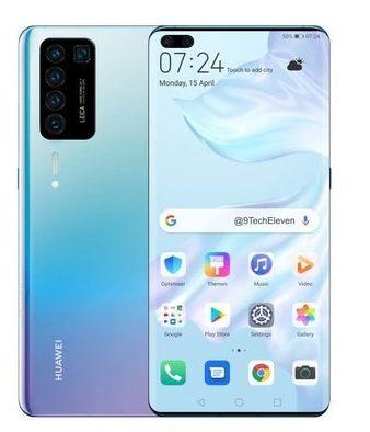 Huawei p40 full