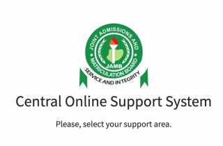 Create jamb support ticket