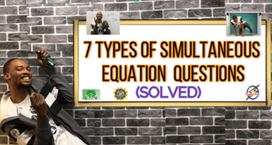 Simultaneous Equation Questions